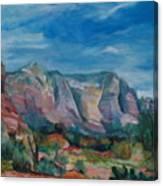 Sedona II Canvas Print