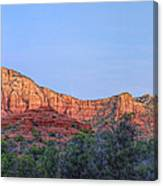 Sedona Panoramic - Highway 179 Canvas Print