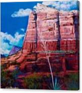 Sedona Red Rock Canvas Print