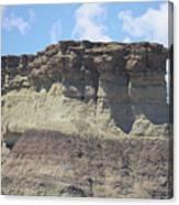 Sedona Rock Formation Canvas Print