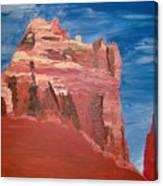 Sedona Sentinel  Canvas Print