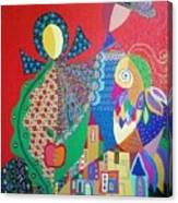 Seductie Canvas Print