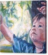 See Tree Ganma Canvas Print