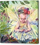 Seedling Canvas Print