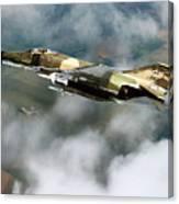 Seek Attack Destroy 262 Canvas Print