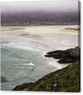 Seilebost Beach Canvas Print
