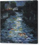 Seine Canvas Print