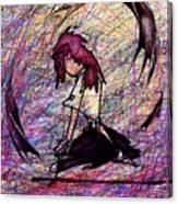 Seiza Canvas Print