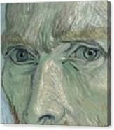 Self-portrait 2 Canvas Print