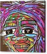 Self Portrait 2018 Canvas Print