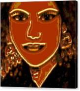 Self-portrait-3 Canvas Print