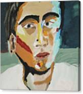 Selfie 2017 Canvas Print