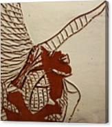 Selina - Tile Canvas Print