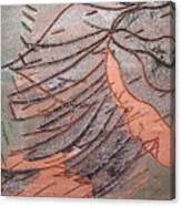 Selinas Babe - Tile Canvas Print