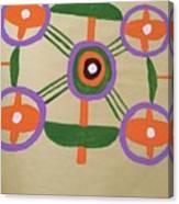 Semetricl Design Canvas Print