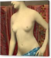 Semin Nude Girl Canvas Print
