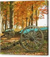 Seminary Ridge Canvas Print