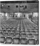 Senate Theatre Seating Detroit Mi Canvas Print