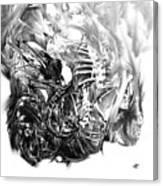 Senescence 7 Canvas Print