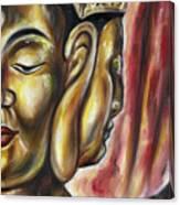 Sengan Senju Canvas Print