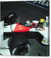 Senna Into 9 Canvas Print