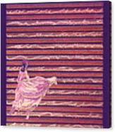 Senorita Dance Canvas Print