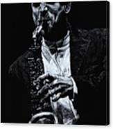 Sensational Sax Canvas Print
