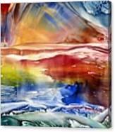 Sensations Canvas Print