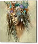 Sensual Siren Canvas Print