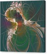 Sensually Dreamy Canvas Print