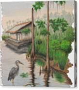 Sentinal Canvas Print