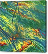 Sentinel Universe Canvas Print