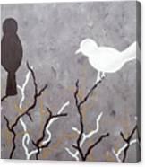 Sepia Simplicity Canvas Print