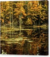 September Eve Canvas Print