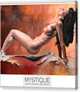 September Mystique Canvas Print