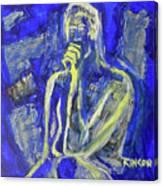 Ser Pensante - Thinking Being Canvas Print