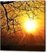 Serenity Dawns Canvas Print