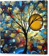 Serenity Falls By Madart Canvas Print