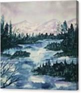 Serenity IIi Canvas Print