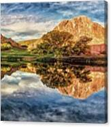 Serenity - Reflection Canvas Print
