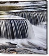 Serenity River Canvas Print