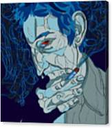 Serge Gainsbourg Canvas Print