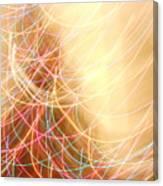 Series Dancing Lights 3 Canvas Print