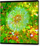 Series Of Spring Time Paintings Canvas Print