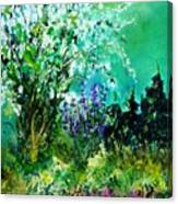 Seringa Canvas Print
