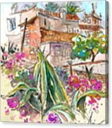 Serpa  Portugal 24 Canvas Print