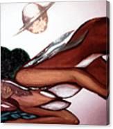 Seshat's Sync Canvas Print