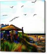 Sesuit Tetraptych 2 Canvas Print