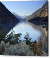 Seton Lake  British Columbia Canvas Print