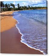 Seven Seas Beach Canvas Print